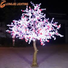 modest decoration outdoor lighted trees white buy
