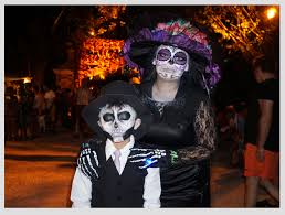 La Muerte Costume How To Dress To Celebrate Dia De Los Muertos In Mexico Xcaret Blog