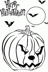 coloring pages for halloween printable spooky halloween coloring pages printable 30 secondswaandj