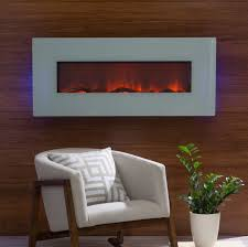 contemporary wall mounted fireplace gas closed hearth u2014 home