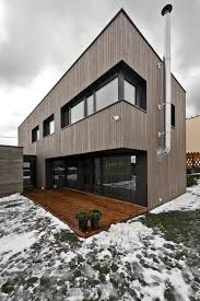 modern two story home in vilnius lithuania