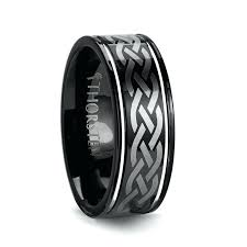 mens celtic wedding bands celtic wedding rings for men blushingblonde