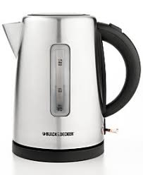 White Kettles And Toasters Tea Kettle Coffee Tea And Espresso Equipment Macy U0027s