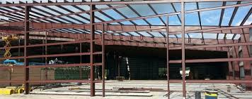 commercial prefab steel buildings contractor houston tx