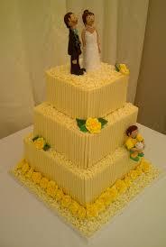 Norwich City Themed Wedding Cake My Celebration Cakes