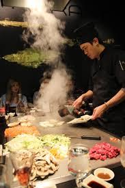 restaurant japonais cuisine devant vous et c est parti pour le révélations gourmandes