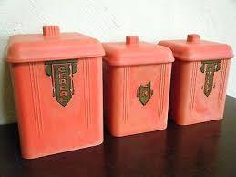 pink kitchen canister set pink kitchen canisters purple kitchen canister sets vintage pink