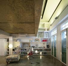 Industrial Loft Decor by Chic Industrial Loft Design Idea Showcases Original Elements