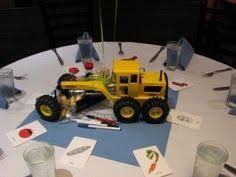 Construction Themed Centerpieces by Baby Boy Under Construction Theme Ideas Baby Boy Under