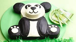 panda bear cake recipe bettycrocker com