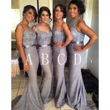 silver bridesmaid dresses silver bridesmaid dresses grey bridesmaid dresses mermaid
