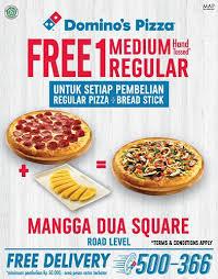 domino pizza ukuran large berapa slice domino s pizza id on twitter gratis med ht regular pizza at our
