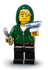 new genuine lego 71019 ninjago movie series lloyd garmadon opened