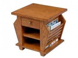 Oak End Table Oak End Tables With Drawers Foter