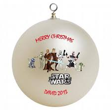 wars personalized ornament giftsfromhyla