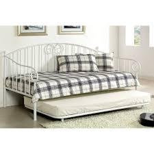 furniture trundle bed popup elegant bedroom full size daybeds