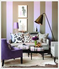 Purple Home Decorations by Extraordinary 40 Purple Grey And Black Living Room Ideas Design