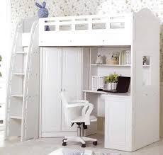 twin bunk bed with desk underneath awesome adorable twin loft bed with storage desk and intended for