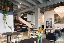 Coworking Space Sf Nyc U0027s High Line Inspired This Sleek Coworking Space In Belgium