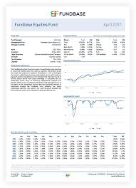 a sample report sample reports u2013 fundbase