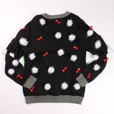 cat christmas cat christmas sweater with bells tipsy elves