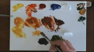 how to paint a koi pond in oil u2014 online art lessons