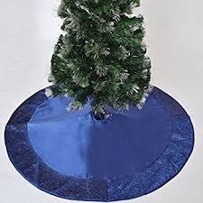 Blue Christmas Trees Decorating Ideas - 17 diy christmas tree skirt ideas design diy ideas