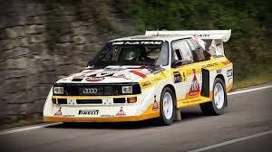 si e v o pour b audi sport quattro s1 b sound rally legend 2013