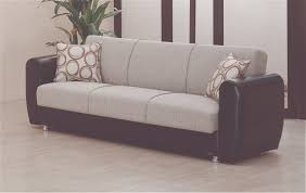 Sofa Sleeper With Storage Sofa Interesting Modern Sofa Bed With Storage Chase Upholstered