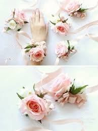 wrist corsage ideas flower corsages for weddings 25 unique flower corsage ideas on