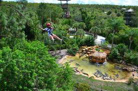kissimmee puts visitors close to famed theme parks natural beauty