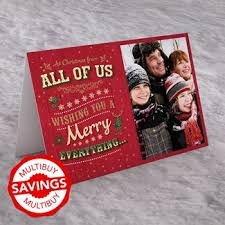 christmas cards for families card factory