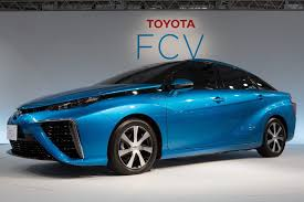 hydrogen fuel cell car toyota why automakers will build more hydrogen fuel cell vehicles la times