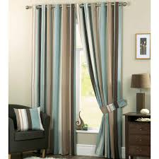 Blue Curtain Designs Living Room Bedroom Simple Affordable Elegant Shelves On The Wooden Floor