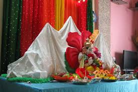 ganpati decoration ideas 5 innovative ways for ganpati decoration