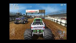 free monster truck racing games toca race driver 3 gameplay monster truck race youtube