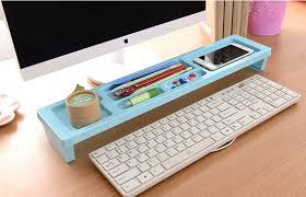 long idesk sky blue multifunction desktop organizer mdo01 cheap