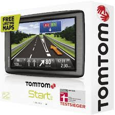 Sat Nav With Usa And Europe Maps by Tomtom Satnav Maps Of Europe From Conrad Com