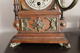 Hamilton Mantel Clock Lenzkirch Mantle Clock 19th Century German For Sale At 1stdibs