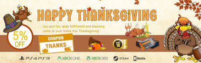 happy thanksgiving 5 coupon thanks for all customers