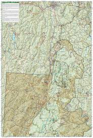 Manchester Vt Map Green Mountain National Forest South Robert T Stafford White