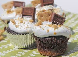 divas can cook s more cupcakes marshmallow frosting