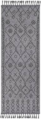 Charcoal Gray Area Rug Union Rustic Kress Bohemian Charcoal Gray Area Rug Reviews Wayfair
