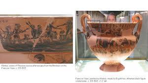 Francois Vase Greek Art Part I Geometric 8 Th Century Bce Orientalizing 7 Th