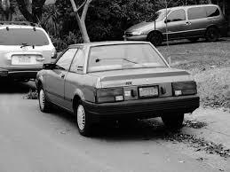 nissan pulsar 1983 1972 ford gran torino and 1983 1986 nissan pulsar nx autofrei