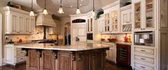 Two Tone Kitchen Cabinet Doors Walker Woodworking Cabinetry Country Project 5 Walker