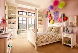 amazing kids bedroom ideas with sweet princess castle headboard