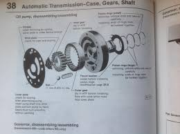 subaru automatic transmission governor diagram automatic