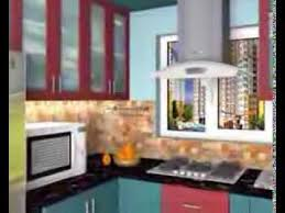 Rubberwood Kitchen Cabinets Modular Kitchen Cabinets In Kolkata Howrah Low Price Youtube