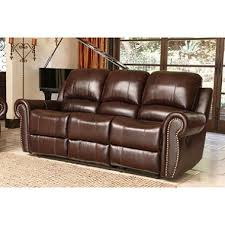 Brown Leather Recliner Sofa Bentley Top Grain Leather Reclining Sofa Sam U0027s Club